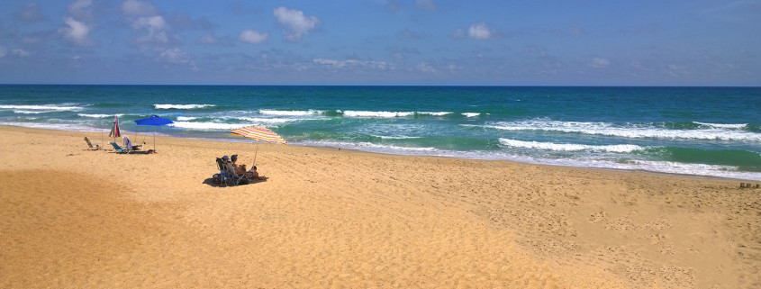 beach nourishment outer banks