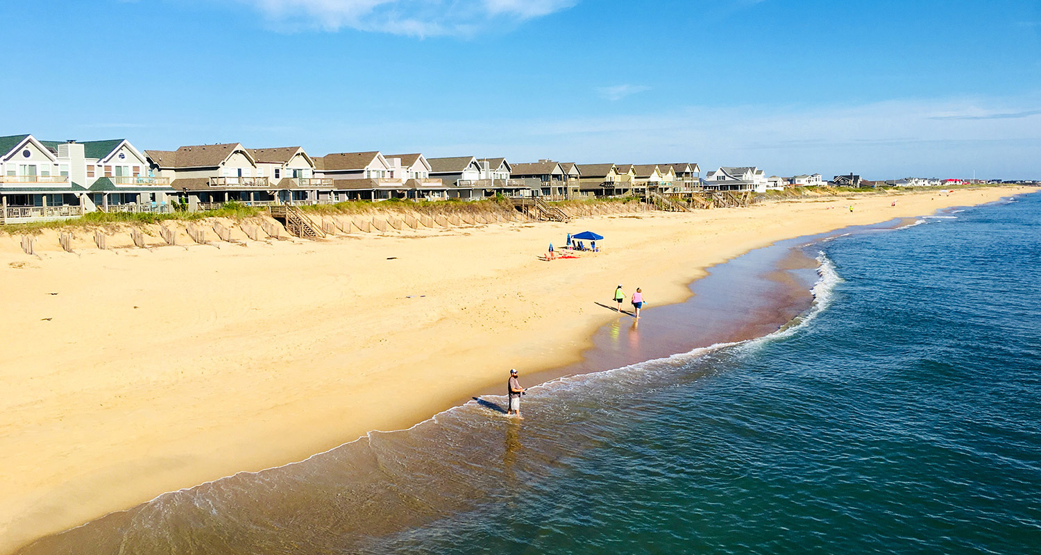 Outer Banks Real Estate Sales - Oceanfront