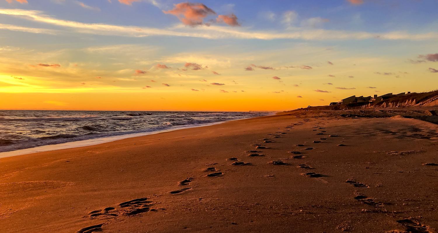 Sunrise - Outer Banks Oceanfront Real Estate Sales - Joe Lamb Realty